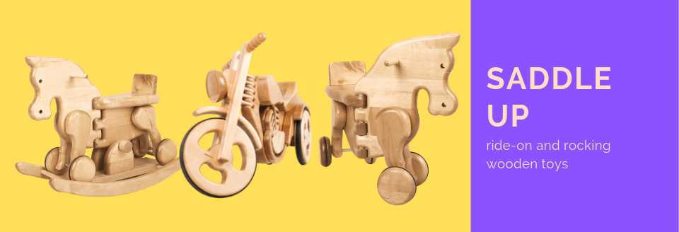 Traditional Wooden Toys