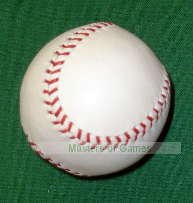 Set of 3 leather match rounders balls