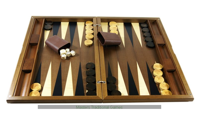 Quality & Luxury Backgammon Sets by Dal Negro & Manopoulos