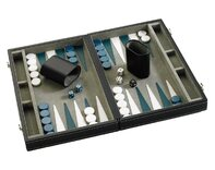 Gibsons 11 inch Backgammon Set
