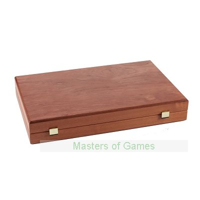 Manopoulos Rosewood Backgammon Set