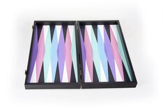 Manopoulos Colour Spectrum Design 19-inch Backgammon Set