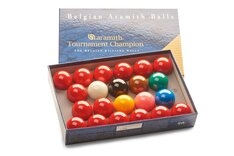 Aramith Tournament Champion Snooker Balls