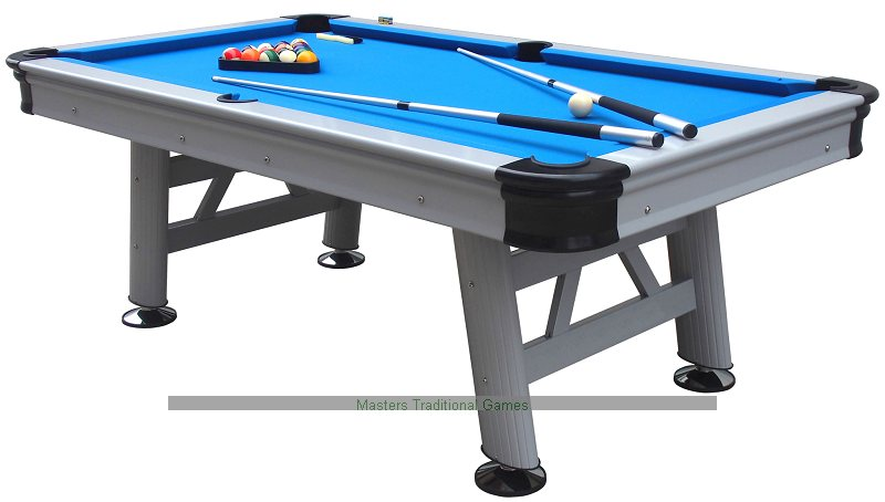 7ft Astral Outdoor American Pool Table