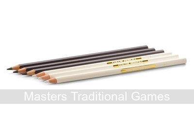 Baulk Marking Pencil - Black