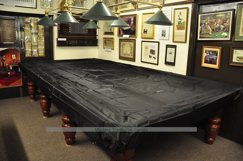 how to make a bar billiards table