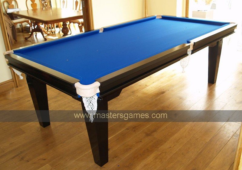 Dual Height Pool Dining Table