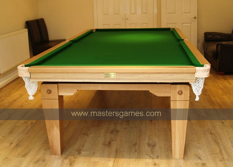 Dual Height Snooker Dining Table