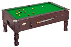 DPT Ascot Coin-Op Pool Table
