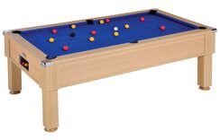 DPT Emirates Pool Table - Freeplay