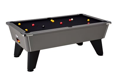 DPT Omega 2.0 Pool Table - Freeplay