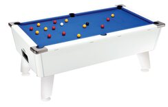 DPT Outback 2.0 Outdoor Pool Table - Freeplay & Coin-op
