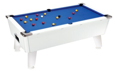 DPT Outback Outdoor 2.0 Pool Table - Freeplay