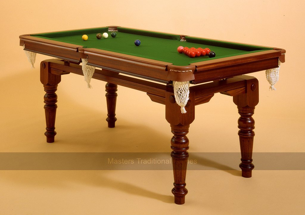 Hand Made Dual Height Snooker Dining Table 6ft 7ft 8ft