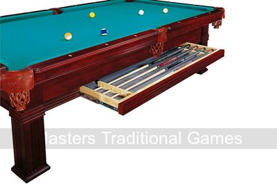 Dynamic Bern 8ft Mahogany Pool Table