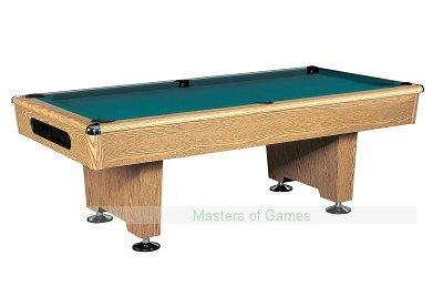 Dynamic Eliminator 7ft Oak Pool Table