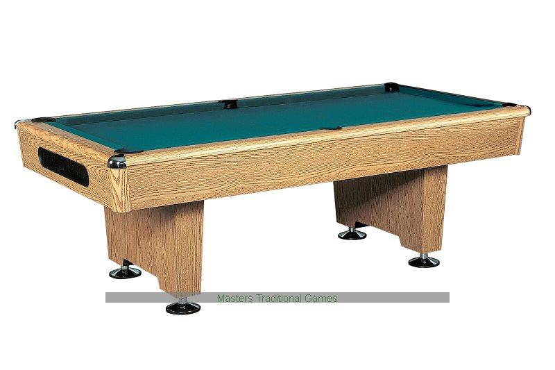 Dynamic eliminator 7ft oak pool table with table tennis top - Pool table table tennis ...