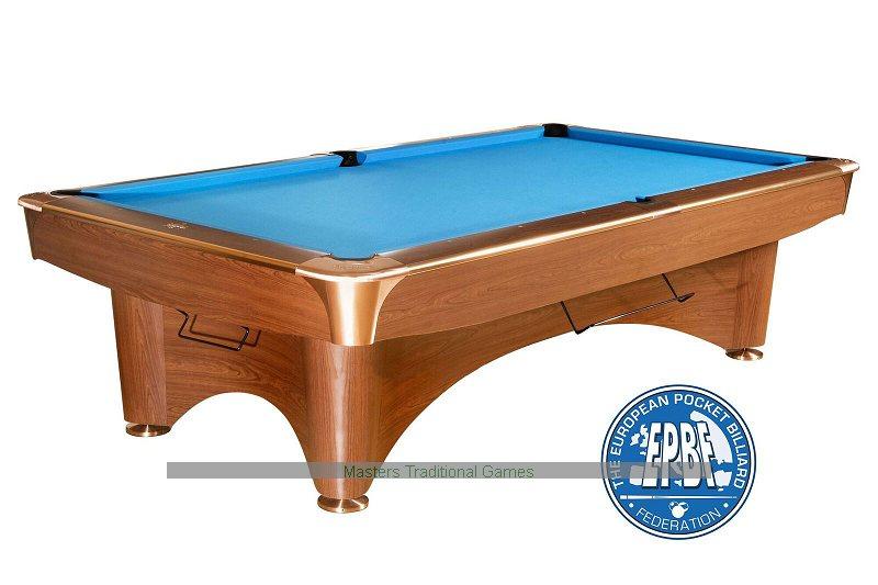 Dynamic III 7ft Pool Table   Brown