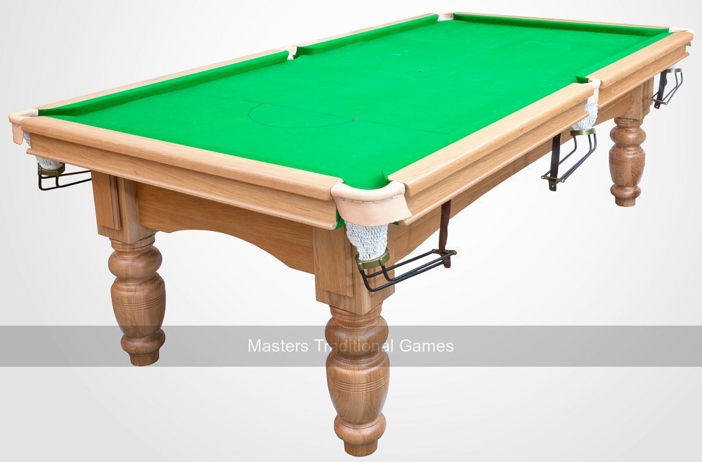 Hand Made Traditional Snooker Tables