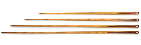 Peradon Clubroom Snooker Cues
