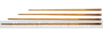 58 inch (full-size) Merit Cue for Snooker and Billiards (10mm tip)