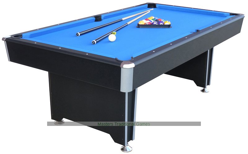 Ft Callisto American Pool Table By Mightymast Leisure - Great american pool table