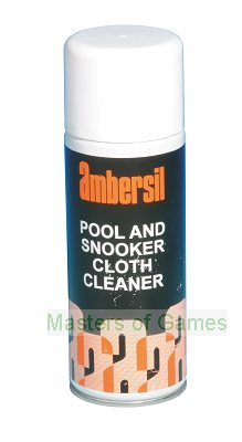 Ambersil Cloth Cleaner for Pool & Snooker Tables – 400ml