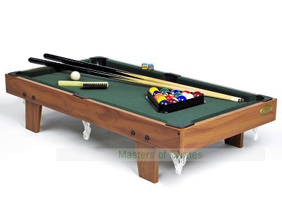 Gamesson Pool Table LTH