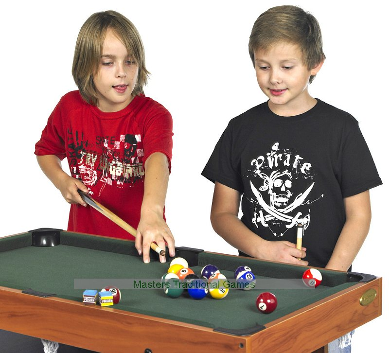 Gamesson LTH Mini Tabletop Pool Table - 40 inch pool table