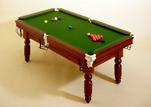 Hand-made Snooker Table (6/7/8 ft)