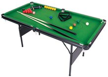 6ft Crucible 2-in-1 Folding Snooker/Pool Table