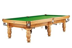 Dynamic Prince 12ft Snooker Table - Ash