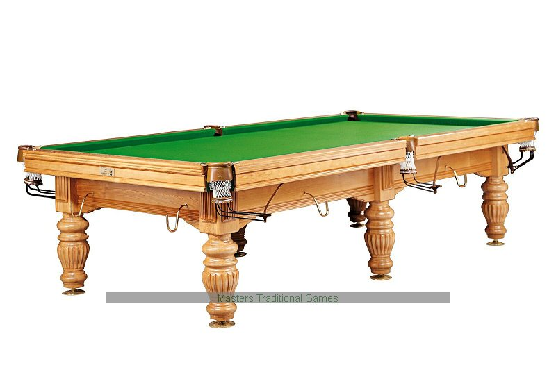 Dynamic prince slate bed 10ft snooker table for 10 foot billiard table
