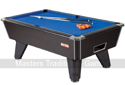 Supreme Winner Pool Table & Accessories - 6ft Freeplay