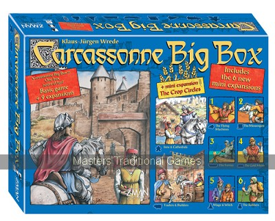 Carcassonne Big Box 4 (2012)