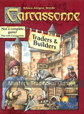 Carcassonne Expansion Pack 2 - Builders & Traders