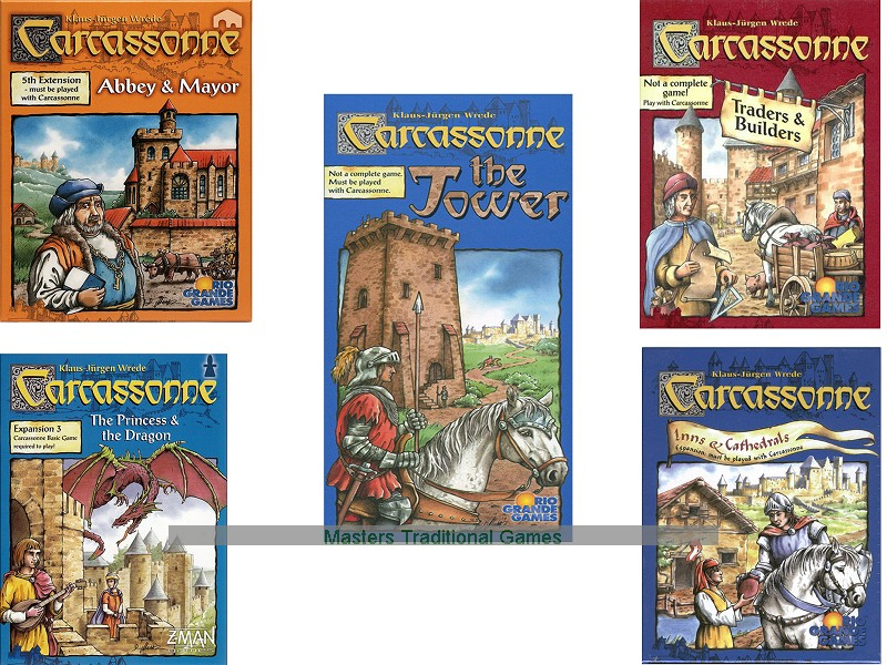 Carcassonne Game Rules