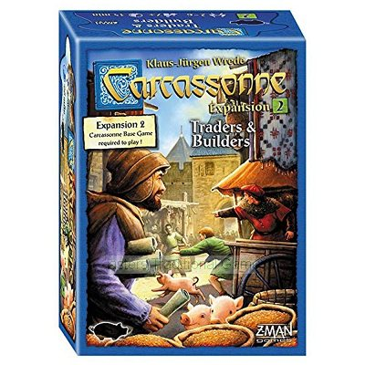 Carcassonne Expansion Pack 2 - Traders & Builders