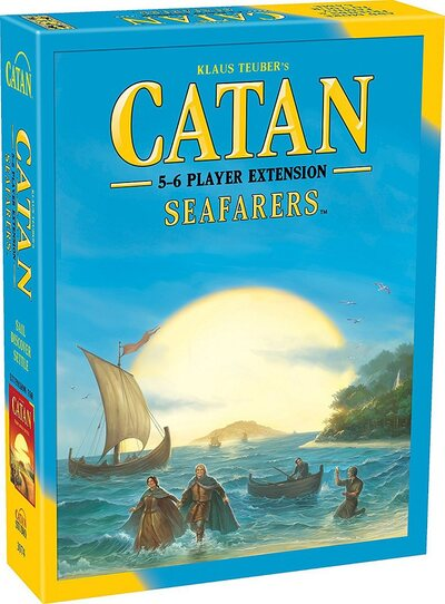 Catan - Seafarers 5 or 6 Player Expansion (2015 edition)
