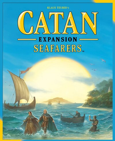 Catan Expansion Pack - Seafarers (3 - 4 player, 2015 Edition)