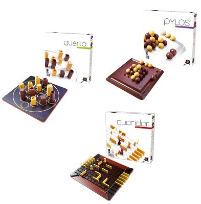 Gigamic Board Games Bundle