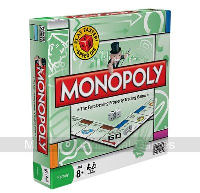 Monopoly - standard edition
