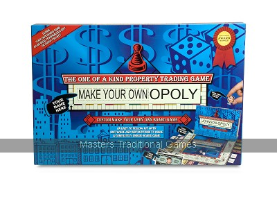 Monopoly - Make Your Own Opoly