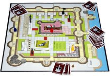 Outrage! Steal the Crown Jewels board game