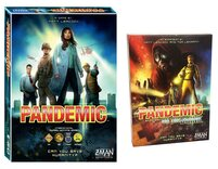 Pandemic: Base Game with On the Brink Expansion