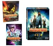 Pandemic: Base Game with On the Brink & In the Lab Expansions