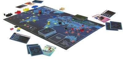 Pandemic game rules board pdf