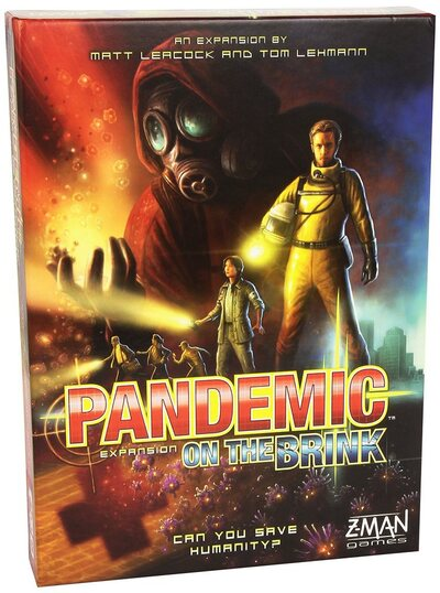 On The Brink - Pandemic Expansion
