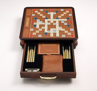 Scrabble - Luxury edition