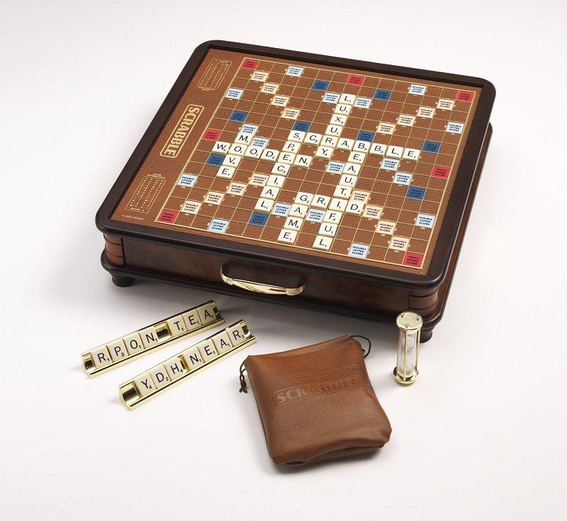 Ordinaire Scrabble   Luxury Edition (English)